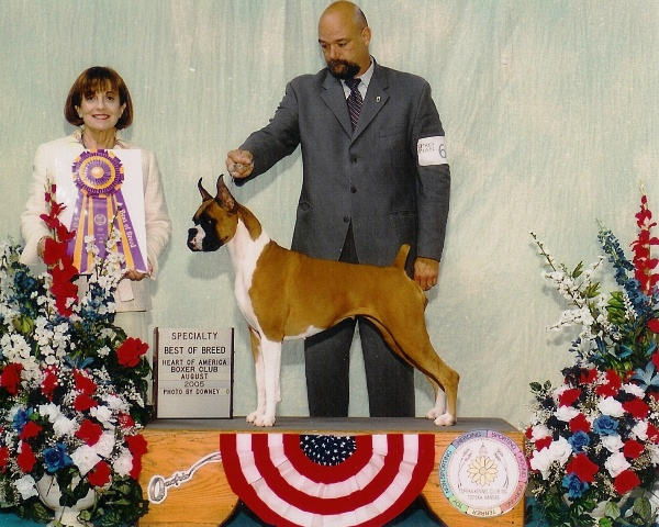 Best of Breed @ 2005 Specialty Show #2