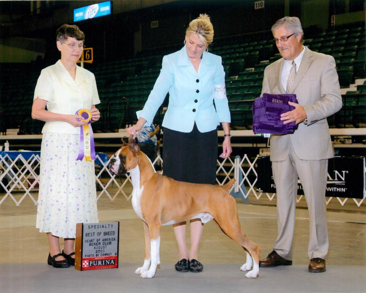 Best of Breed @ 2011 Specialty Show #1